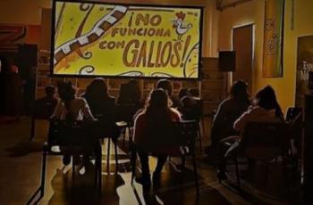 Tardes de cine en el Castillo del Parque Rodó