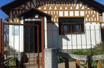 Café literario en la Biblioteca Eduardo Acevedo Díaz