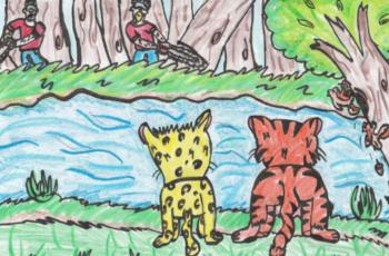 Charla para niños y niñas sobre literatura infantil