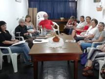 Taller literario en Eduardo Acevedo Díaz
