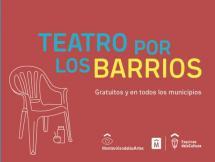 """Teatro por los barrios: """"Cabrerita"""" en  Biblioteca María Vittori"""