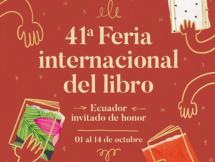41ª edición de la Ferial internacional del Libro